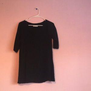 T-shirt dress.